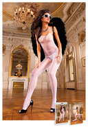 Mesh Halter Bodystocking (disc)