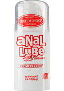 Anal Lube Hot Cinnamon Airless Pump 3.4...