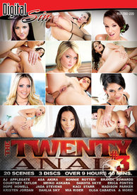 Twenty Anal 03 {3 Disc Set}