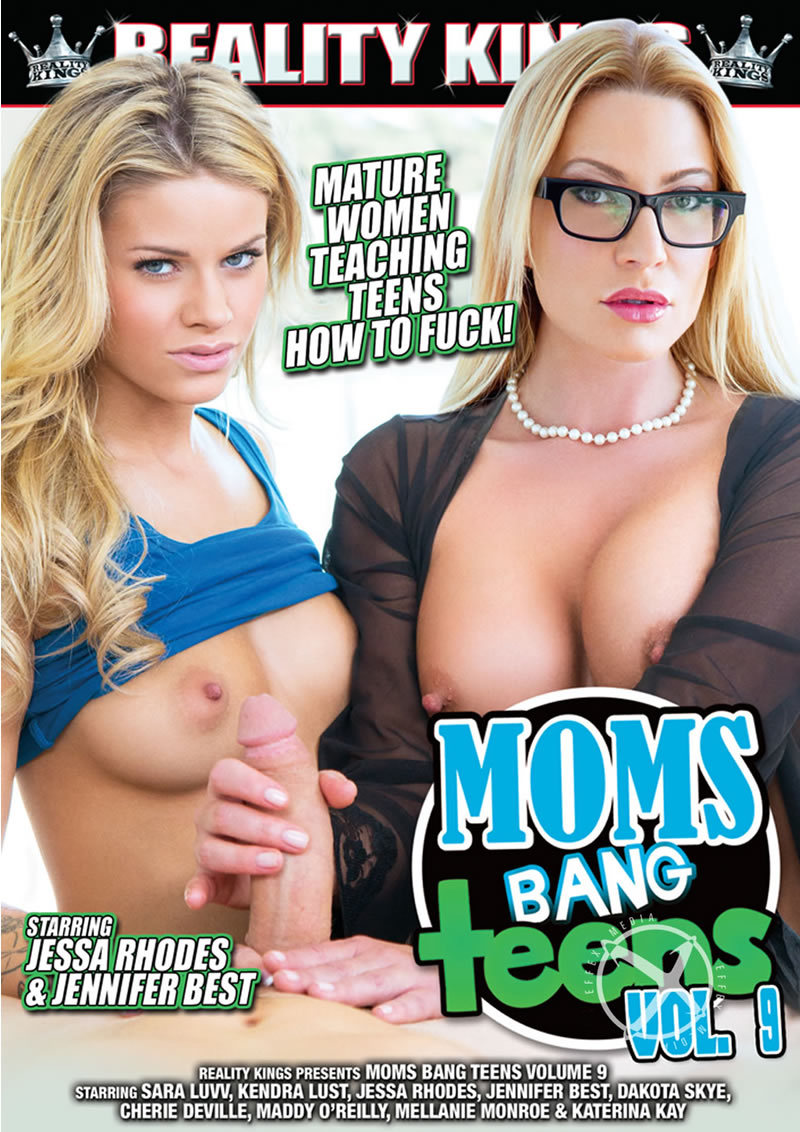 Moms Bang Teens 09