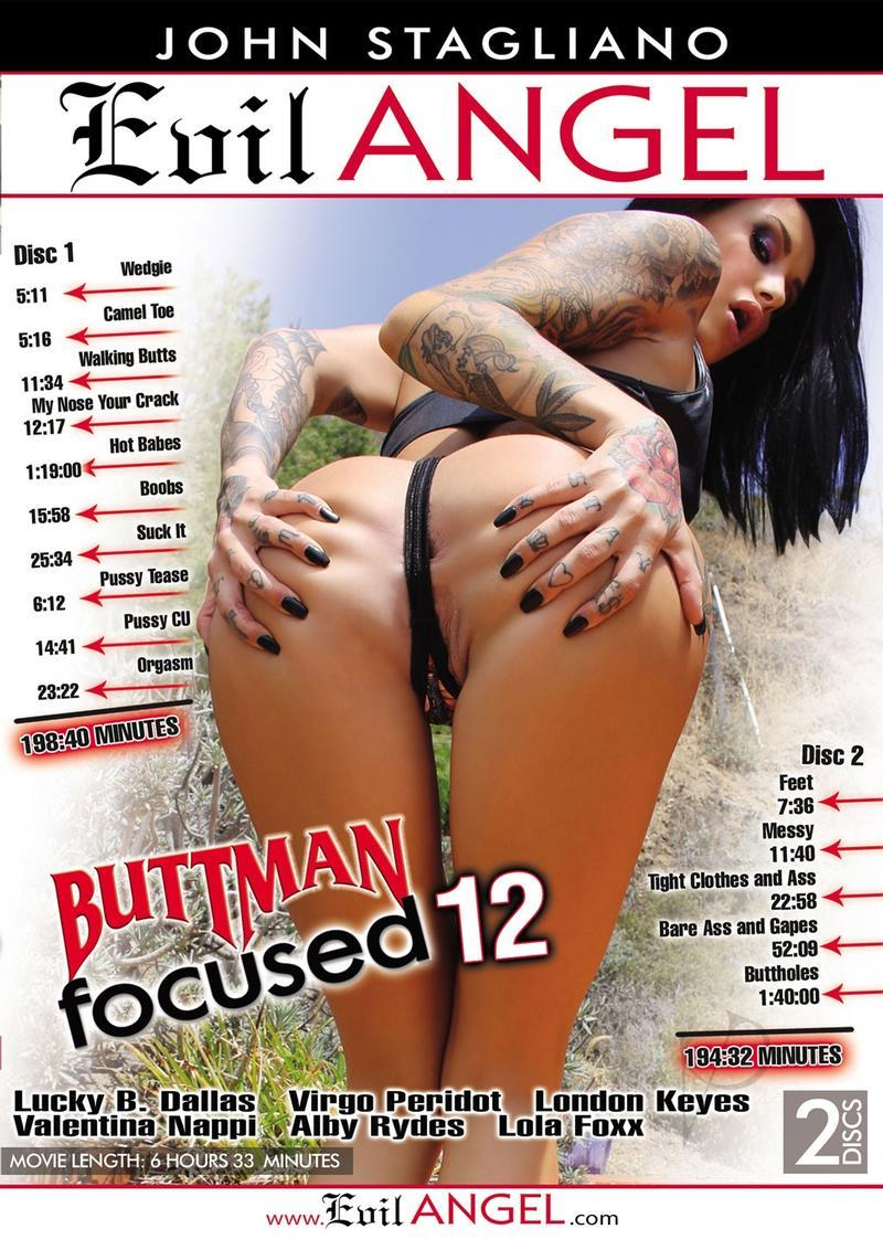 Buttman Focused 12 {dd}